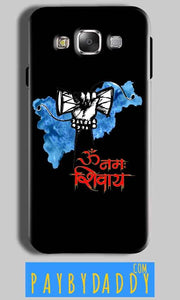 Samsung Galaxy On8 Mobile Covers Cases om namha shivaye with damru - Lowest Price - Paybydaddy.com