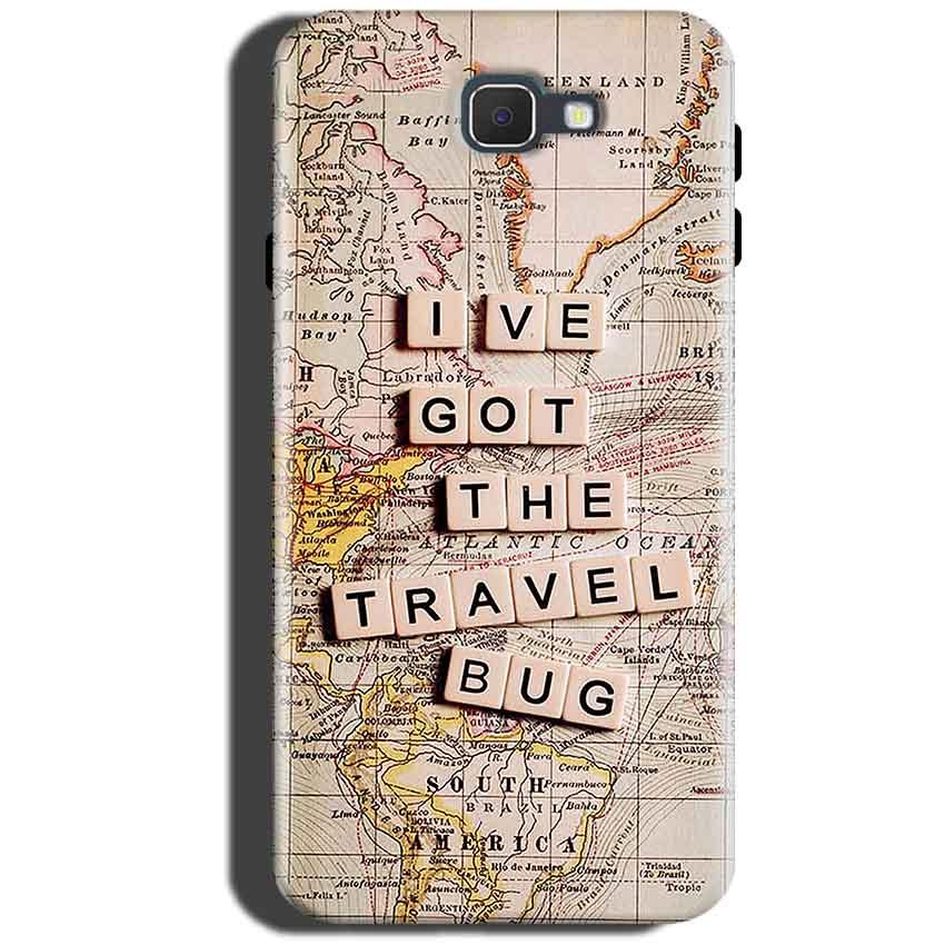 Samsung Galaxy On Max Mobile Covers Cases Live Travel Bug - Lowest Price - Paybydaddy.com