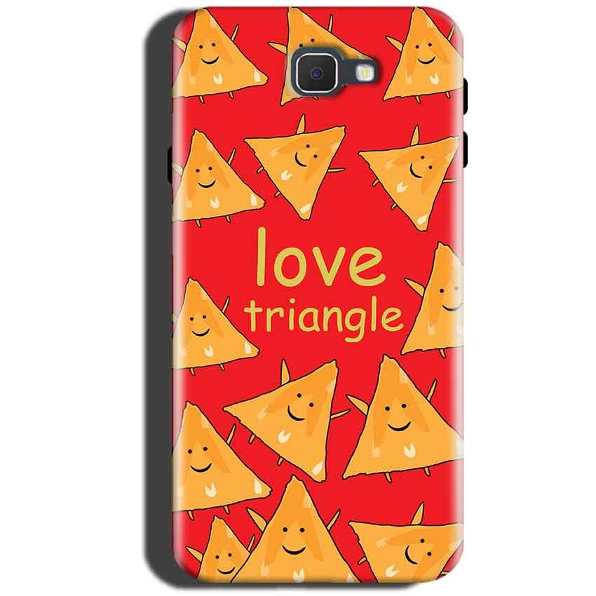 Samsung Galaxy On Max Mobile Covers Cases Love Triangle - Lowest Price - Paybydaddy.com