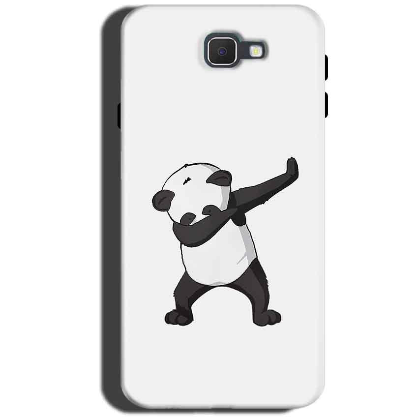 Samsung Galaxy On Max Mobile Covers Cases Panda Dab - Lowest Price - Paybydaddy.com