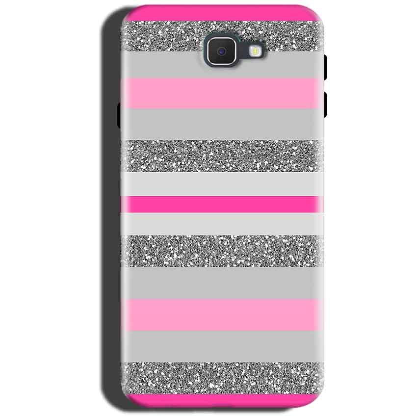 Samsung Galaxy On Max Mobile Covers Cases Pink colour pattern - Lowest Price - Paybydaddy.com
