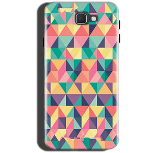 Samsung Galaxy On Max Mobile Covers Cases Prisma coloured design - Lowest Price - Paybydaddy.com