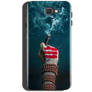 Samsung Galaxy On Max Mobile Covers Cases Shiva Hand With Clilam - Lowest Price - Paybydaddy.com