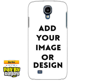 Customized Samsung Galaxy S4 Mobile Phone Covers & Back Covers with your Text & Photo