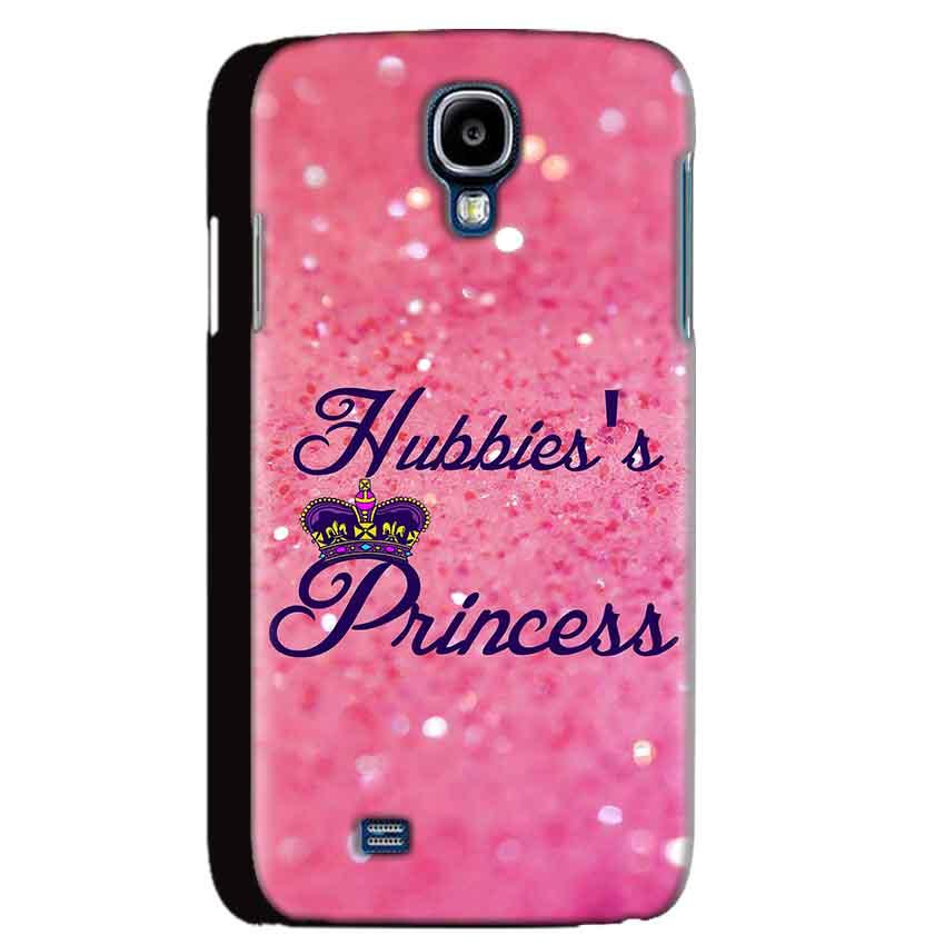Samsung Galaxy S4 Mobile Covers Cases Hubbies Princess - Lowest Price - Paybydaddy.com