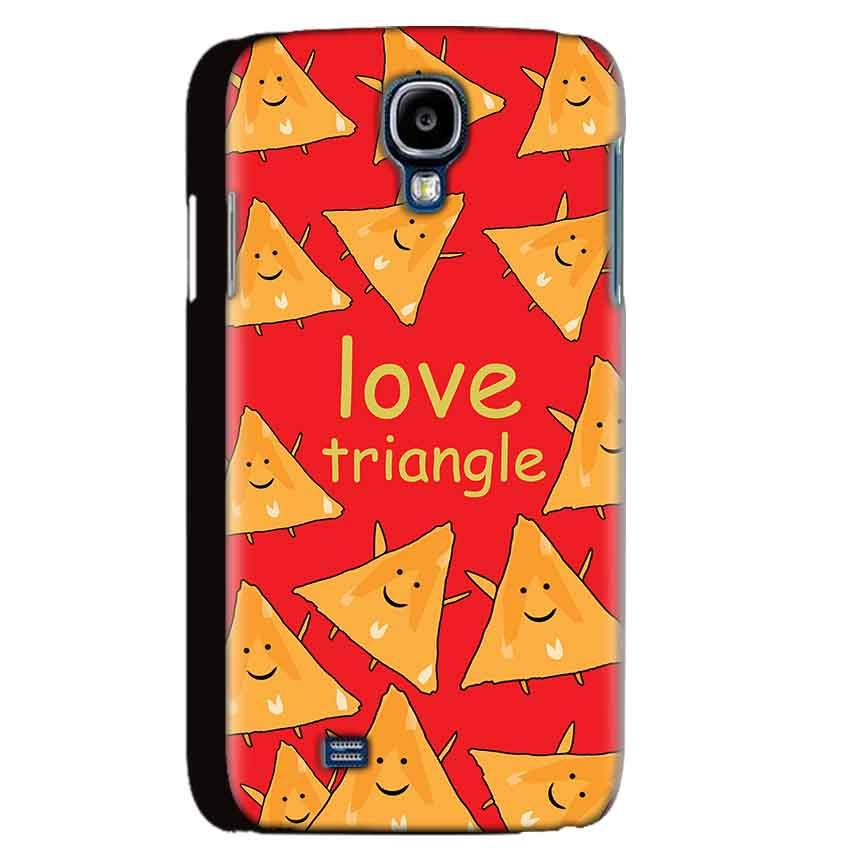 Samsung Galaxy S4 Mobile Covers Cases Love Triangle - Lowest Price - Paybydaddy.com