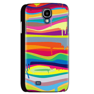 Samsung Galaxy S4 Mobile Covers Cases Melted colours - Lowest Price - Paybydaddy.com