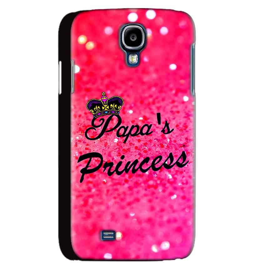 Samsung Galaxy S4 Mobile Covers Cases PAPA PRINCESS - Lowest Price - Paybydaddy.com