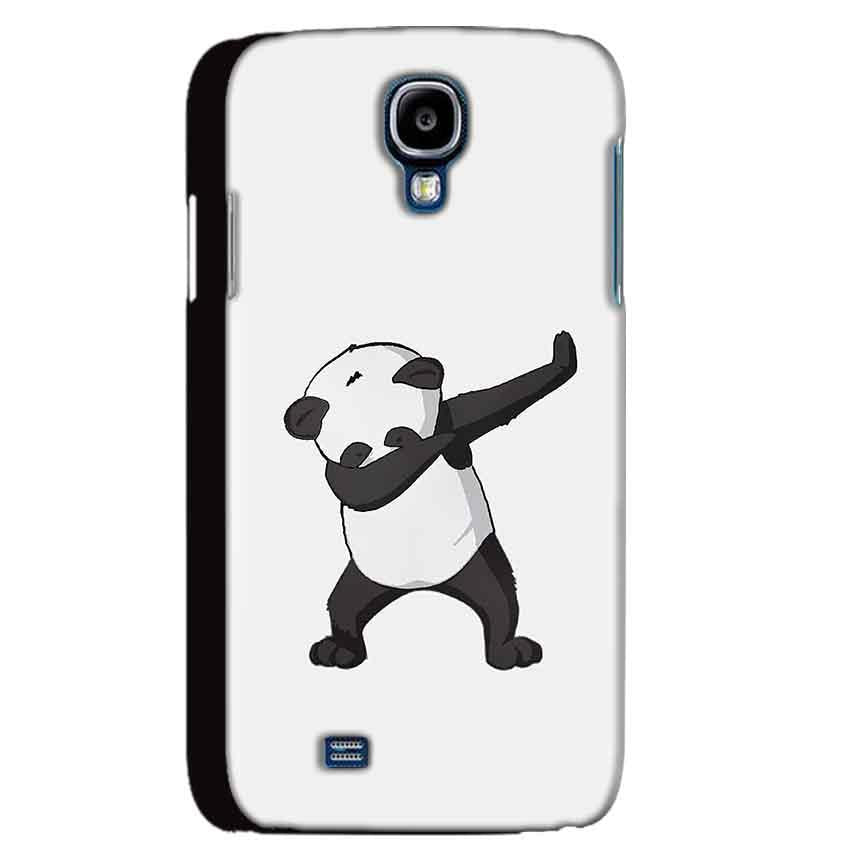 Samsung Galaxy S4 Mobile Covers Cases Panda Dab - Lowest Price - Paybydaddy.com