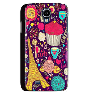 Samsung Galaxy S4 Mobile Covers Cases Paris Sweet love - Lowest Price - Paybydaddy.com