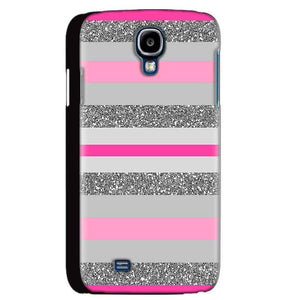 Samsung Galaxy S4 Mobile Covers Cases Pink colour pattern - Lowest Price - Paybydaddy.com