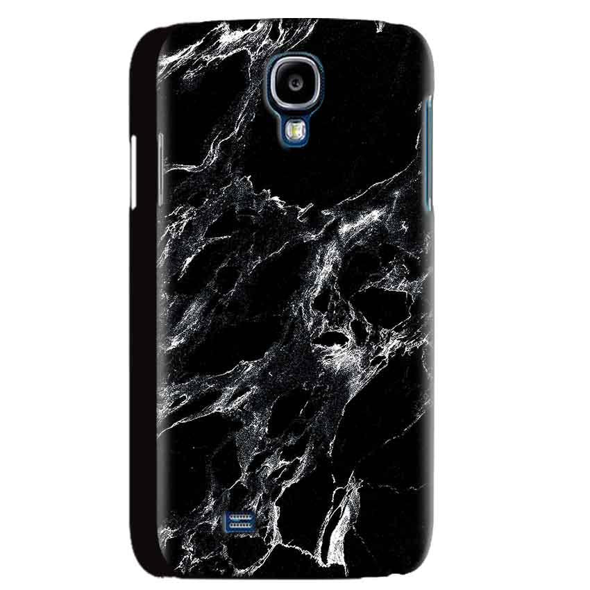 Samsung Galaxy S4 Mobile Covers Cases Pure Black Marble Texture - Lowest Price - Paybydaddy.com