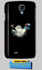 Samsung Galaxy S4 Mobile Covers Cases Shiva Aghori Smoking - Lowest Price - Paybydaddy.com