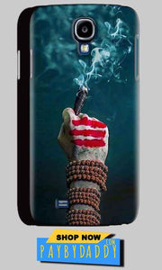Samsung Galaxy S4 Mobile Covers Cases Shiva Hand With Clilam - Lowest Price - Paybydaddy.com