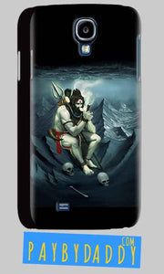 Samsung Galaxy S4 Mobile Covers Cases Shiva Smoking - Lowest Price - Paybydaddy.com