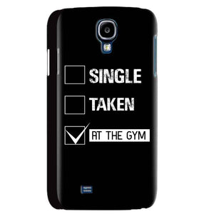 Samsung Galaxy S4 Mobile Covers Cases Single Taken At The Gym - Lowest Price - Paybydaddy.com