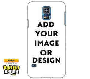 Customized Samsung Galaxy S5 Mobile Phone Covers & Back Covers with your Text & Photo