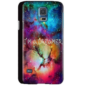Samsung Galaxy S5 Mobile Covers Cases I am Dreamer - Lowest Price - Paybydaddy.com