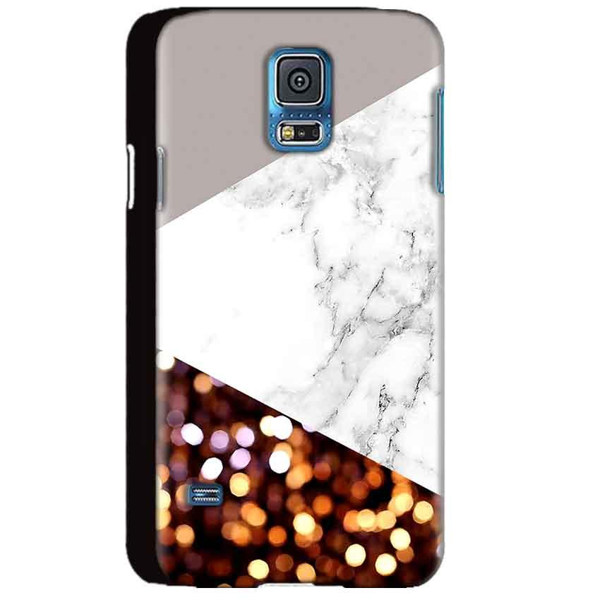 Samsung Galaxy S5 Mobile Covers Cases MARBEL GLITTER - Lowest Price - Paybydaddy.com