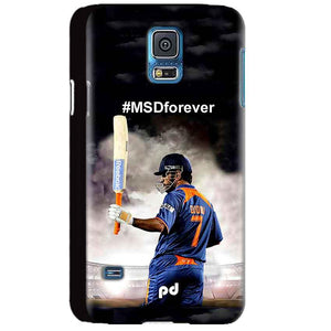 Samsung Galaxy S5 Mobile Covers Cases MS dhoni Forever - Lowest Price - Paybydaddy.com