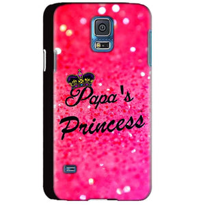 Samsung Galaxy S5 Mobile Covers Cases PAPA PRINCESS - Lowest Price - Paybydaddy.com