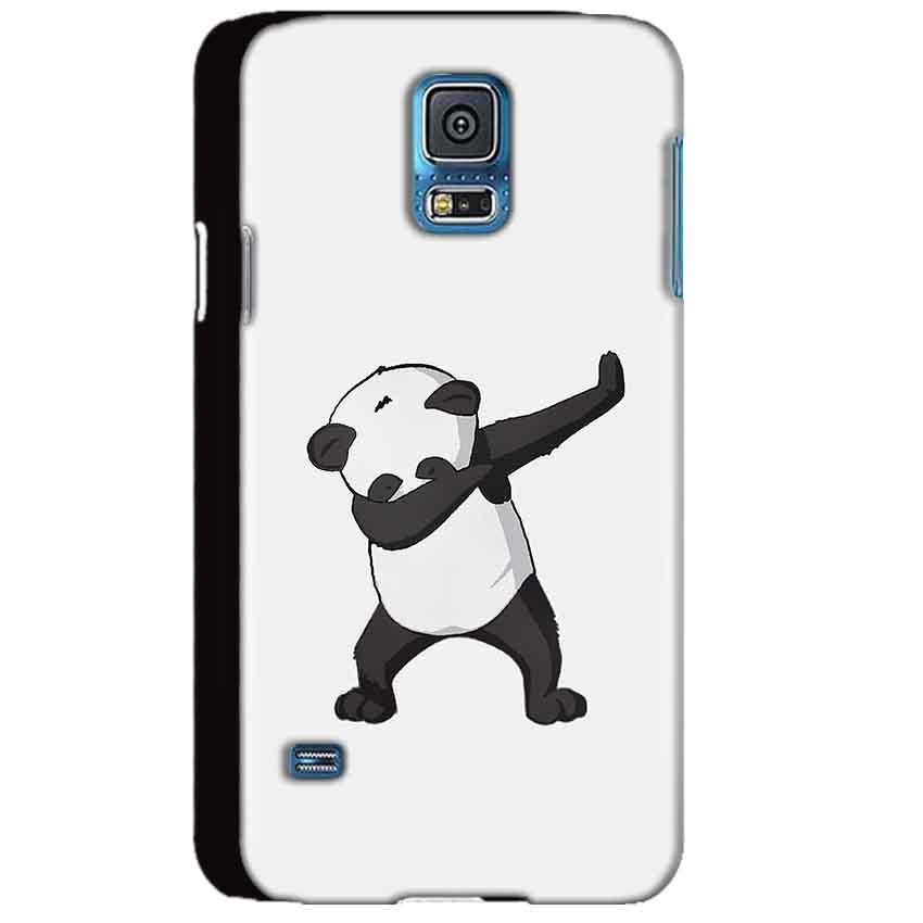 Samsung Galaxy S5 Mobile Covers Cases Panda Dab - Lowest Price - Paybydaddy.com