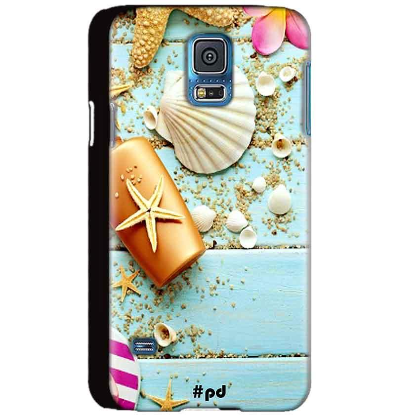 Samsung Galaxy S5 Mobile Covers Cases Pearl Star Fish - Lowest Price - Paybydaddy.com