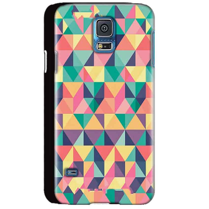 Samsung Galaxy S5 Mobile Covers Cases Prisma coloured design - Lowest Price - Paybydaddy.com