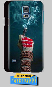 Samsung Galaxy S5 Mobile Covers Cases Shiva Hand With Clilam - Lowest Price - Paybydaddy.com
