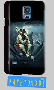 Samsung Galaxy S5 Mobile Covers Cases Shiva Smoking - Lowest Price - Paybydaddy.com