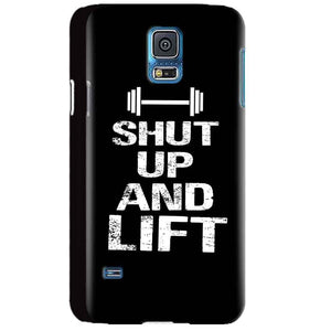 Samsung Galaxy S5 Mobile Covers Cases Shut Up And Lift - Lowest Price - Paybydaddy.com