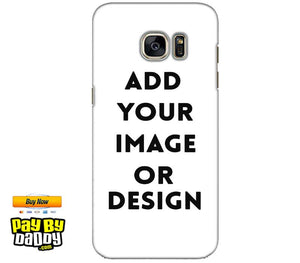 Customized Samsung Galaxy S6 Edge Mobile Phone Covers & Back Covers with your Text & Photo