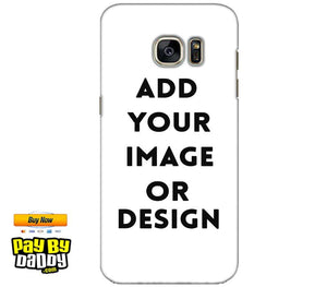 Customized Samsung Galaxy S6 Edge Plus Mobile Phone Covers & Back Covers with your Text & Photo