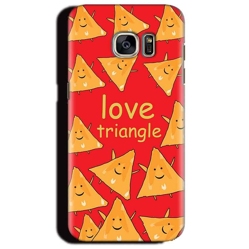 Samsung Galaxy S6 Edge Plus Mobile Covers Cases Love Triangle - Lowest Price - Paybydaddy.com