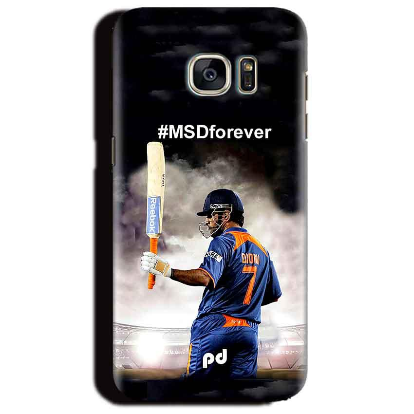 Samsung Galaxy S6 Edge Plus Mobile Covers Cases MS dhoni Forever - Lowest Price - Paybydaddy.com