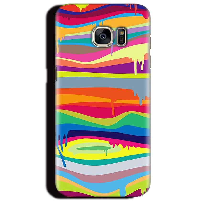Samsung Galaxy S6 Edge Plus Mobile Covers Cases Melted colours - Lowest Price - Paybydaddy.com