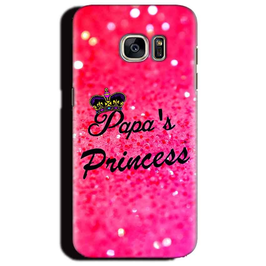 Samsung Galaxy S6 Edge Plus Mobile Covers Cases PAPA PRINCESS - Lowest Price - Paybydaddy.com