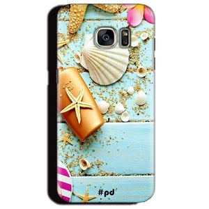 Samsung Galaxy S6 Edge Plus Mobile Covers Cases Pearl Star Fish - Lowest Price - Paybydaddy.com