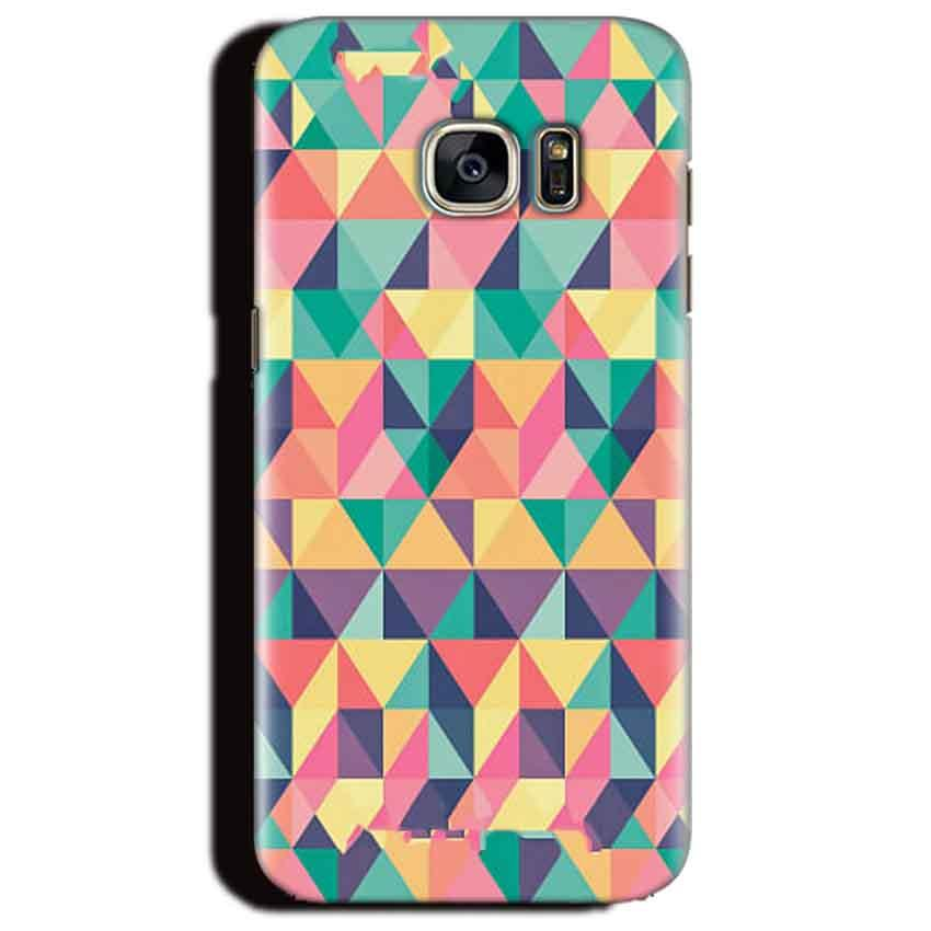 Samsung Galaxy S6 Edge Plus Mobile Covers Cases Prisma coloured design - Lowest Price - Paybydaddy.com