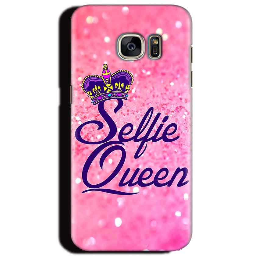 Samsung Galaxy S6 Edge Plus Mobile Covers Cases Selfie Queen - Lowest Price - Paybydaddy.com