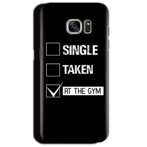 Samsung Galaxy S6 Edge Plus Mobile Covers Cases Single Taken At The Gym - Lowest Price - Paybydaddy.com