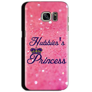 Samsung Galaxy S6 Mobile Covers Cases Hubbies Princess - Lowest Price - Paybydaddy.com
