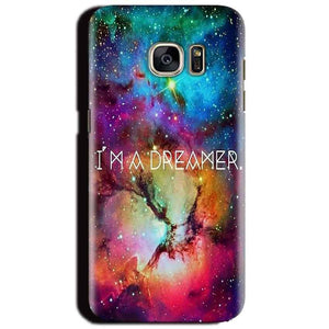 Samsung Galaxy S6 Mobile Covers Cases I am Dreamer - Lowest Price - Paybydaddy.com