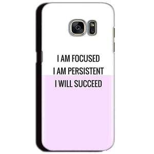 Samsung Galaxy S6 Mobile Covers Cases I am Focused - Lowest Price - Paybydaddy.com