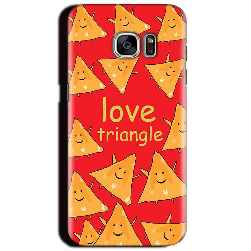 Samsung Galaxy S6 Mobile Covers Cases Love Triangle - Lowest Price - Paybydaddy.com