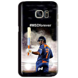 Samsung Galaxy S6 Mobile Covers Cases MS dhoni Forever - Lowest Price - Paybydaddy.com