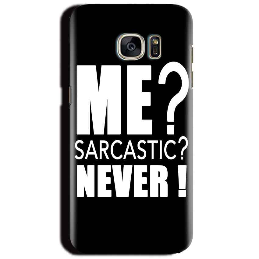 Samsung Galaxy S6 Mobile Covers Cases Me sarcastic - Lowest Price - Paybydaddy.com