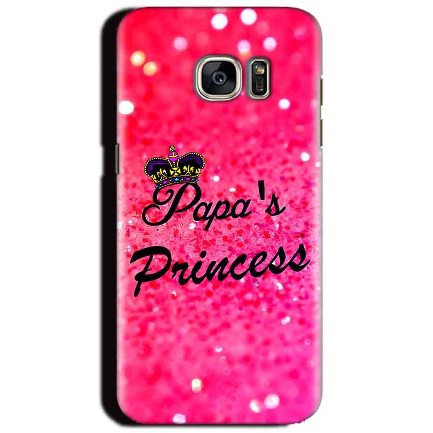 Samsung Galaxy S6 Mobile Covers Cases PAPA PRINCESS - Lowest Price - Paybydaddy.com