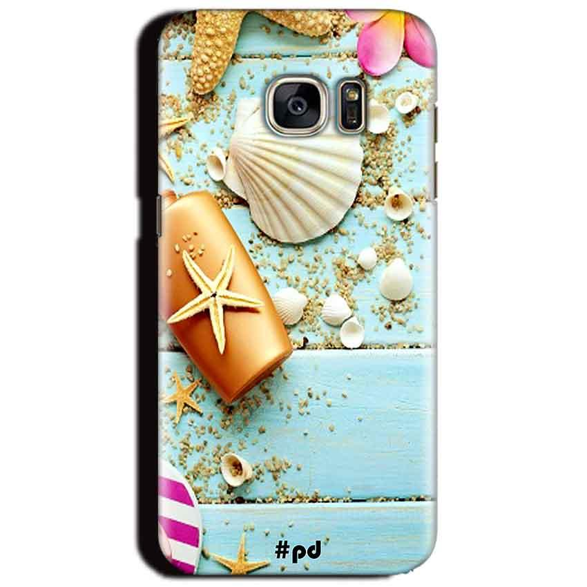 Samsung Galaxy S6 Mobile Covers Cases Pearl Star Fish - Lowest Price - Paybydaddy.com
