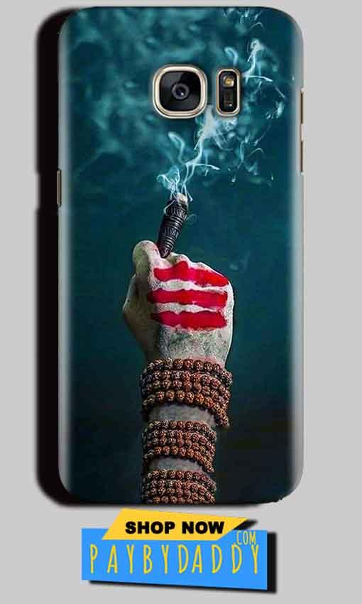 Samsung Galaxy S6 Mobile Covers Cases Shiva Hand With Clilam - Lowest Price - Paybydaddy.com